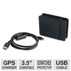 Garmin 010-11230-02 GPS Accessory Pack