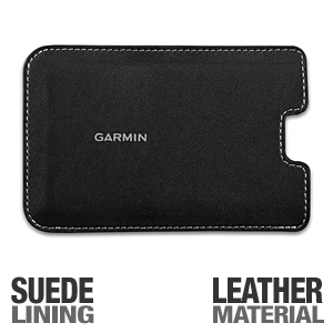 Garmin 010-11478-04 Leather Carrying Case