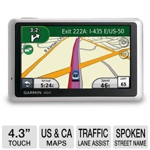 Garmin 1350LMT Nuvi GPS REFURB