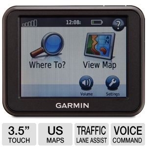 Garmin Nuvi 30 GPS