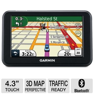 Garmin nvi 3490LMT Auto GPS Receiver