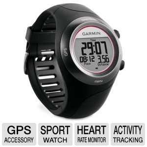 Garmin Forerunner 410 Advanced Sport Watch