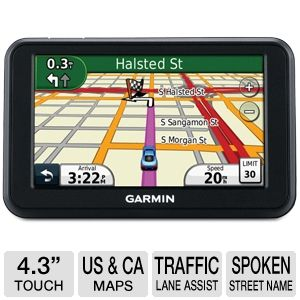 GARMIN NUVI 40LM 4.3&quot; Touchscreen GPS 