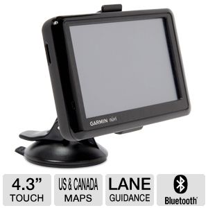 "Garmin Nuvi� 1370T 4.3"" Display Automotive GPS"