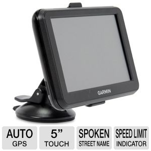 Buy The Garmin Nuvi LM Refurbished Automotive GPS At TigerDirectca - Update garmin nuvi 50lm