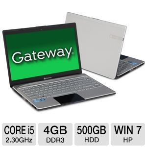 "Gateway ID47H03u 14"" Notebook PC REFURB"