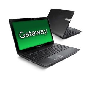 "Gateway NV55C38u 15.6"" Black Notebook"