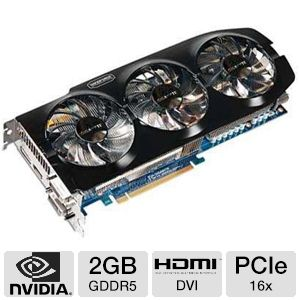 Gigabyte GeForce GTX 680 2GB GDDR5 Video Card