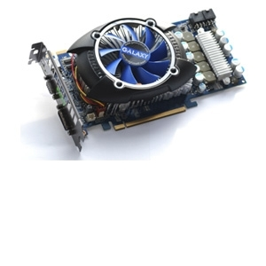 Galaxy GeForce GTS 250 512MB PCIe DVI & HDMI