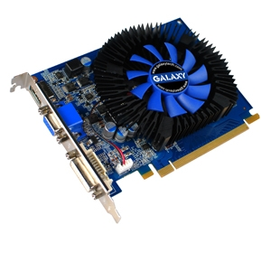 Galaxy GeForce GT 430 1GB GDDR3 PCIe DVI, HDMI