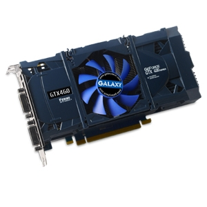 Galaxy GeForce GTX 460 GC 768MB GDDR5 - 3696 MHz