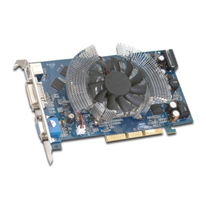 KFA2 GeForce 6800 XT 128MB AGP