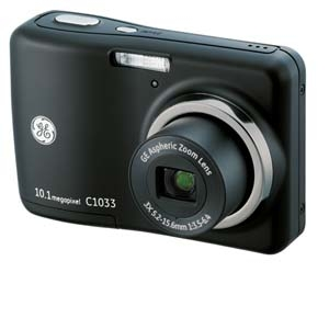 GE C1033 Digital Camera