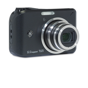 GE T123 12MP Digital Camera