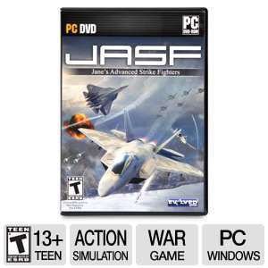 Evolved JASF Jane's Advanced Strike Fighters Game