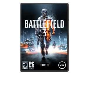 EA Battlefield 3 Shooter Video Game