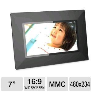 "GiiNii GN702W 7"" Digital Picture Frame"