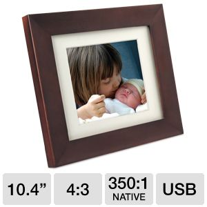 "Philips 10.4"" Digital Picture Frame"