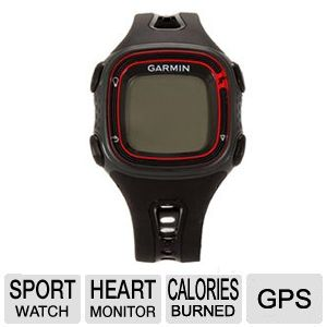 Garmin Forerunner� 10 GPS Fitness Watch