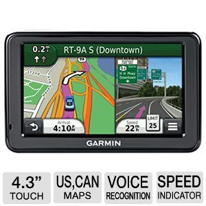 Garmin n�vi 2455LMT Portable Automobile GPS