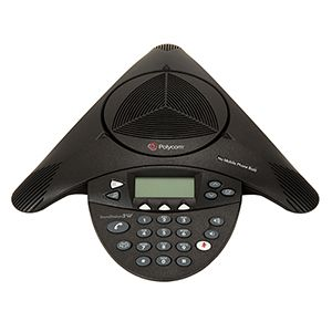 Polycom SoundStation 2W 1.9GHz DECT6.0 Wireless