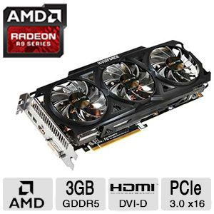 GIGABYTE Radeon R9 280X Video Card