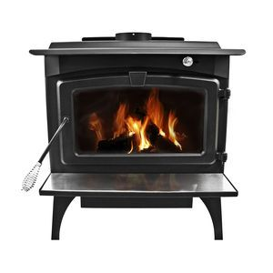 Pleasant Hearth LWS-127201 Medium Wood Burning Sto