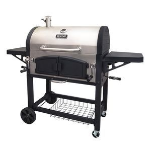 Dyna-Glo Dual Chamber Charcoal BBQ Grill