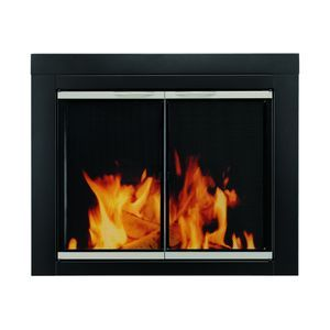 Pleasant Hearth AP-1131 Fireplace Screen and Glass