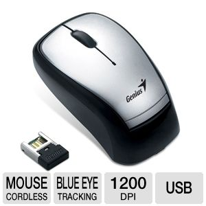 Genius Navigator 905 Wireless Notebook Mouse