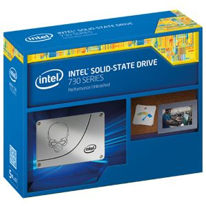 Intel� 730 Series 480GB SSD