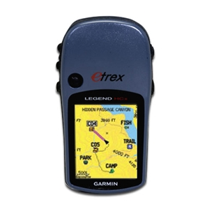 Garmin eTrex Legend HCx Hand Held GPS Receiver