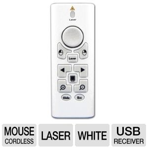 Honeywell PPZOOM Wireless Zoom Mouse Presenter