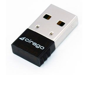Cirago BTA6310 Micro USB Bluetooth 3.0 Adapter