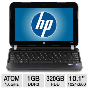 "HP 10.1"" Atom 320GB HDD Netbook"