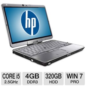 "HP EliteBook 2760p 12.1"" Tablet PC"