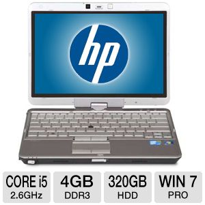 HP EliteBook 2760p 12.1&quot; Tablet PC