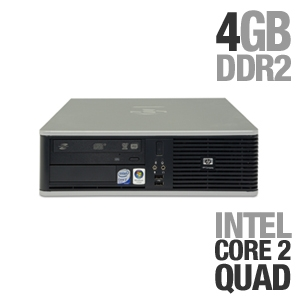 HP Compaq dc7900 NV277UT SFF Desktop PC