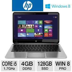 "HP Spectre XT 13.3"" Core i5 128GB SSD Ultrabook"