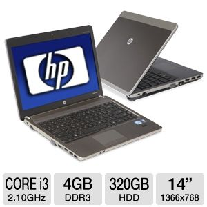 "HP ProBook 4430s 14"" Notebook PC REFURB"