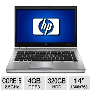 "HP EliteBook 8460p 14"" Notebook"
