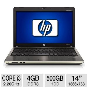 HP ProBook 4430s 14&quot; Notebook PC
