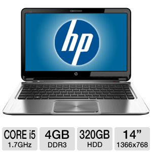 HP ENVY Pro 14&quot; Core i5 Windows 7 Pro Ultrabook