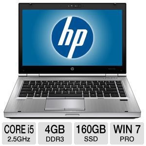 "HP 14"" Core i5 160GB SSD Notebook"