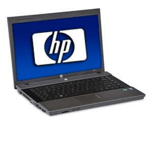 "HP 625 XT957UT 15.6"" Gray Notebook"