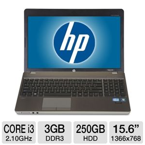 "HP ProBook 4530s 15.6"" Notebook PC REFURB"