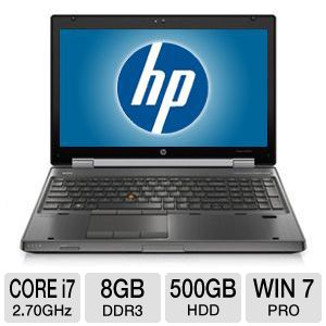 "HP EliteBook 8560w 15.6"" Notebook PC"