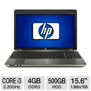 "HP ProBook 4530s 15.6"" Notebook PC"