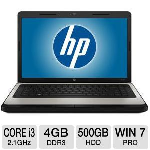 "HP 630 15.6"" Core i3 500GB Notebook PC"