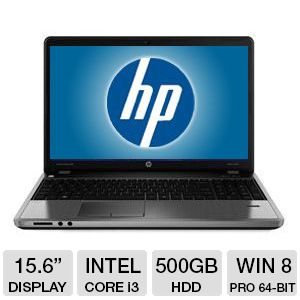 "HP 4540s 15.6"" Core i3 500GB HDD Notebook"